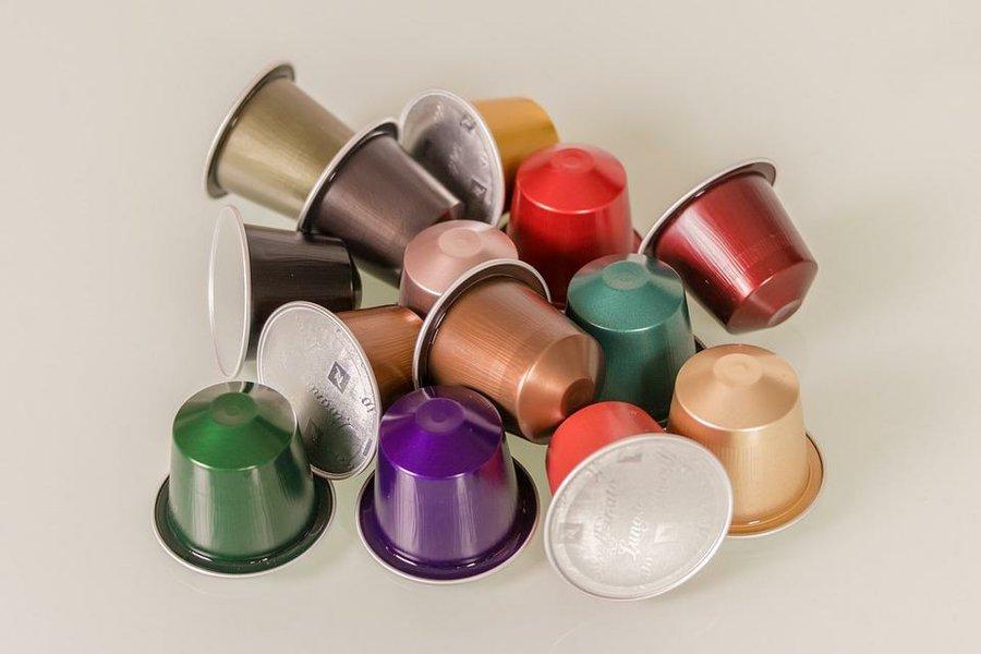 d979b35dd071 Ideas para reciclar cápsulas de café | Manualidades