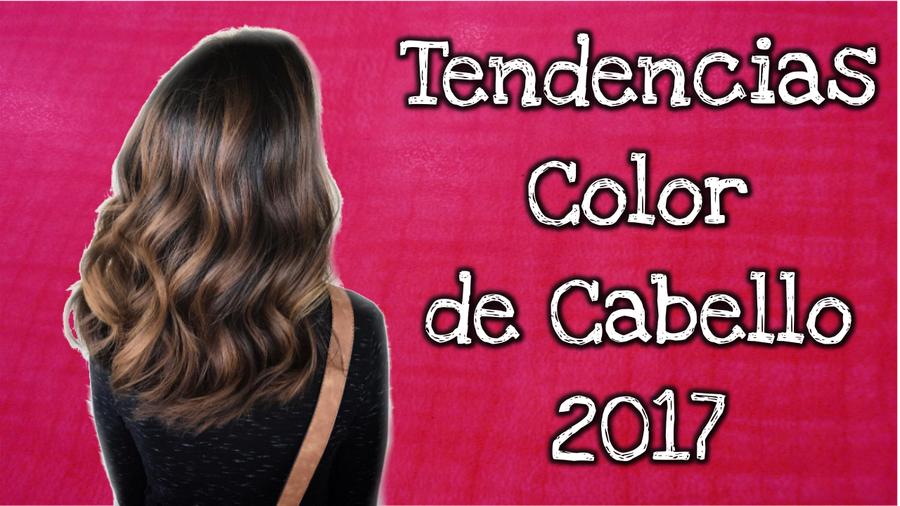 Tendencias color de cabello 2017 belleza - Que cortes de cabello estan de moda ...