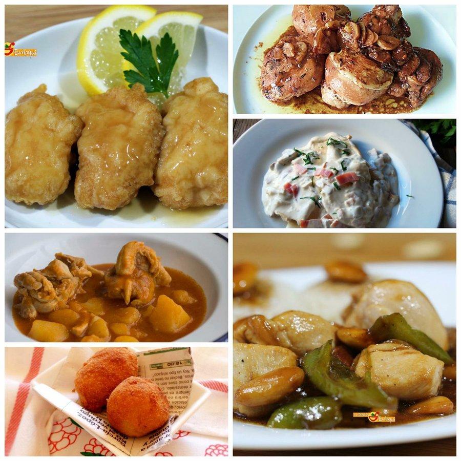 C Cocina Recetas Hoy | 6 Recetas Con Pollo Muy Economicas Cocina