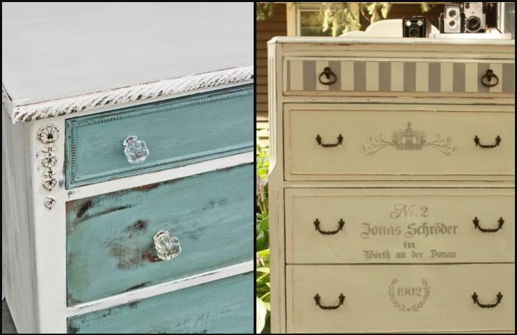 Tus viejos muebles te piden un cambio de look te damos - Armarios vintage segunda mano ...