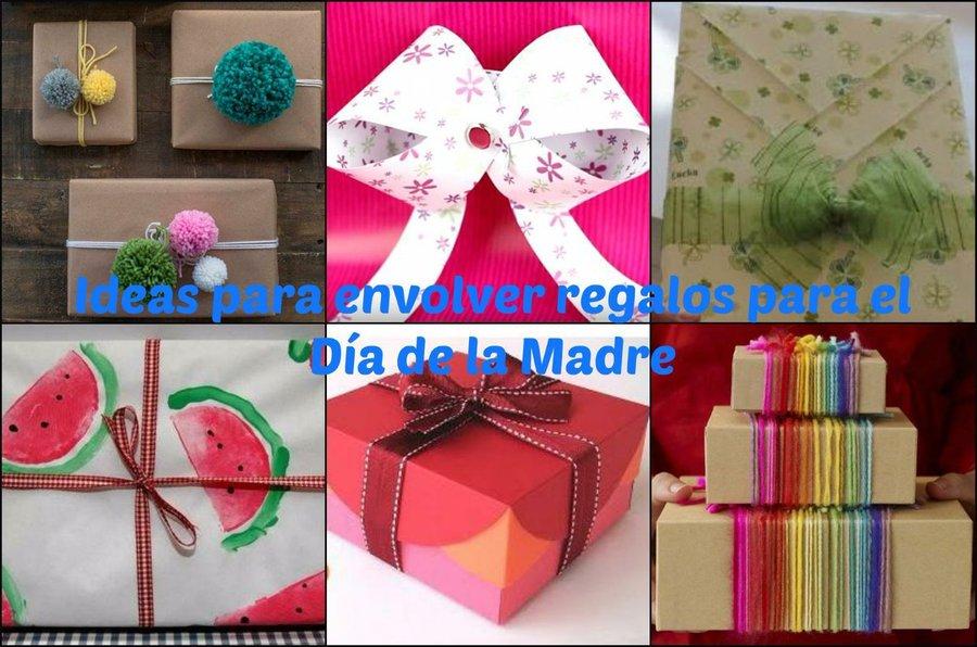 a24210125 Muchas veces un simple papel de regalo no es suficiente ya que queda un  poco soso. Si piensas así, a continuación tienes más de 10 ideas para  envolver ...