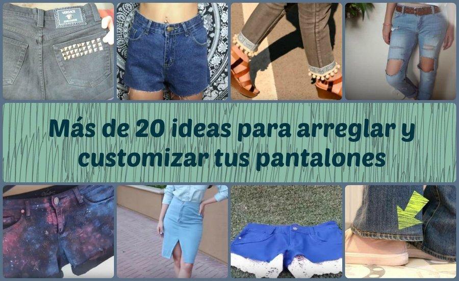 78cb91683 Como hacer una falda con un pantalon | facilisimo.com