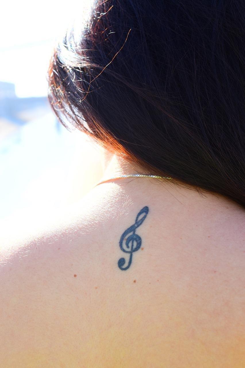 Hermosos Y Originales Tatuajes Pequeños Para Mujeres Delicadas Belleza