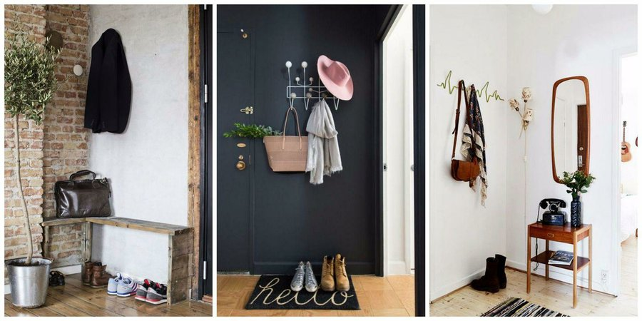 30 Ideas Para Un Recibidor Pequeno Decoracion