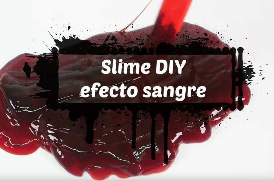 El slime ideal para Halloween 8590107e35e