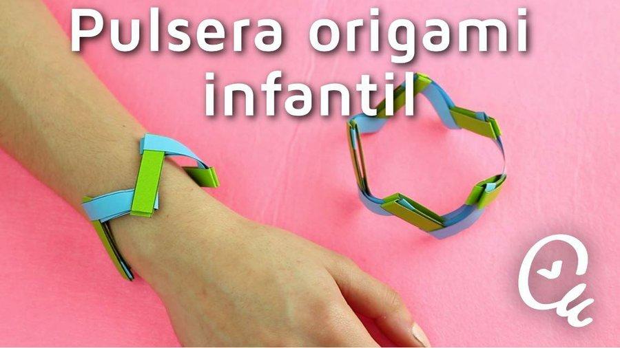 89e0756a47d5 Bisutería con la técnica del origami