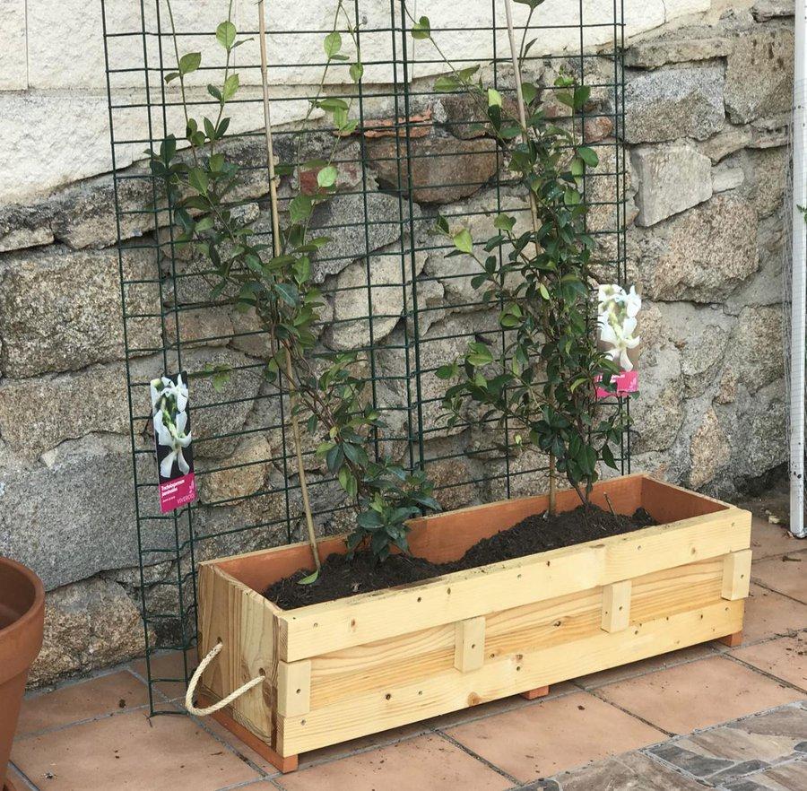 Las Jardineras Que Necesita Tú Jardín Bricolaje